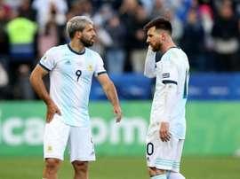 Messi the best 9, 10, 11, 7, 6, 5, 4... Guardiola laughs off Aguero comparison