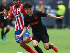 Atletico Madrid's young players helped them win friendly over Atletico San Luis. GOAL