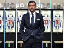 Almeida hopes Conceicao restores Porto glory, despite Silva sale