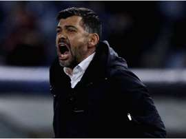 Conceicao is under pressure following his side's defeat in the Portuguese Clasico. GOAL