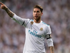 Ramos accepts Real Madrid were thinking about Wednesday's game against PSG. GOAL