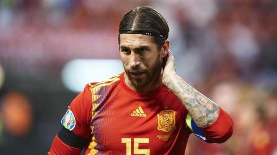 Ramos retains Olympic dream. GOAL