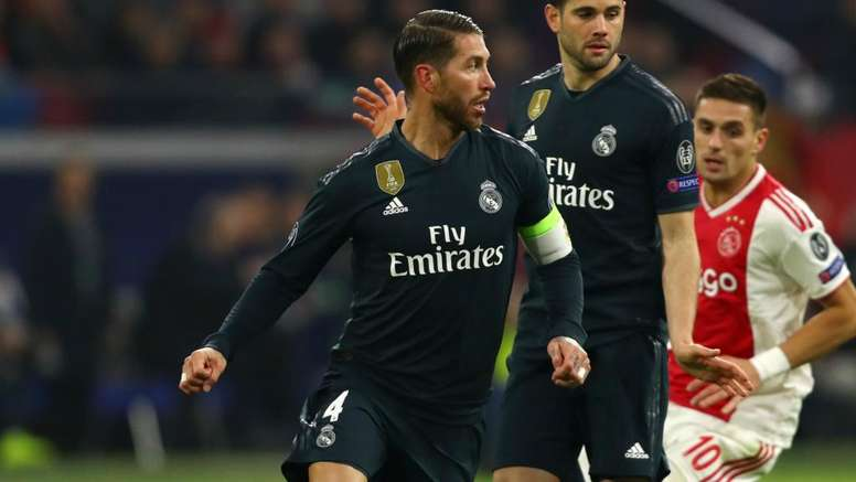 I didn't force yellow card – Ramos backtracks on intentional booking revelation.