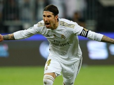 Zidane says Ramos is an example to the rest of the team. GOAL