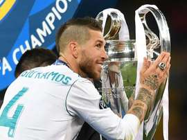 Sergio Ramos has had a career full of success so far. GOAL