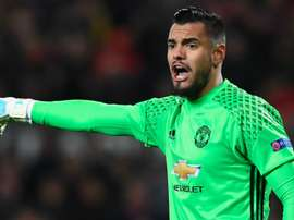 Sergio Romero will sign a new four-year contract. Goal