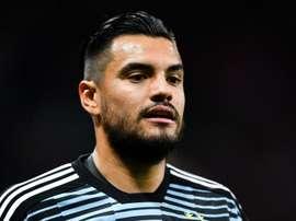 Romero has avoided serious damage to his knee. GOAL