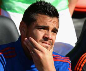 Romero won't be heading to the World Cup. GOAL