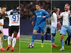 Ronaldo's goals, Lazio's unbeaten run - the best stats from Serie A's biggest clubs this season
