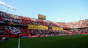 Temperatures in Sevilla are soaring at the moment. GOAL