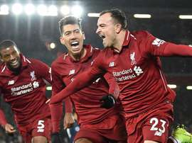 Victoire de Liverpool. Goal