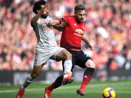 Lukaku: Shaw United's best player