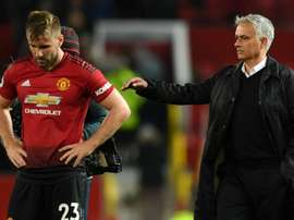 Shaw called United 'the biggest club in the world'. GOAL