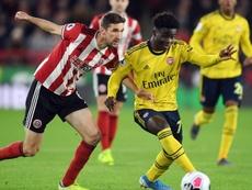 Mousset freine les Gunners et donne la victoire à Sheffield United. Goal