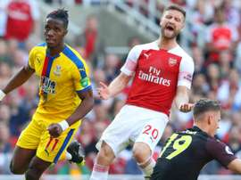 Emery launches defence of Arsenal's Mustafi. Goal