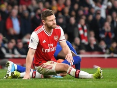 Mustafi admits he has struggled with some of the criticism at Arsenal at times. GOAL