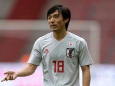 Nakajima's late goal earned Japan a draw. GOAL