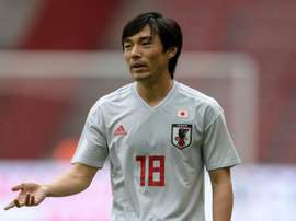 Nakajima's late goal earned Japan a draw. GOAL
