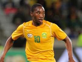 Vilakazi expects Bafana Bafana response. GOAL