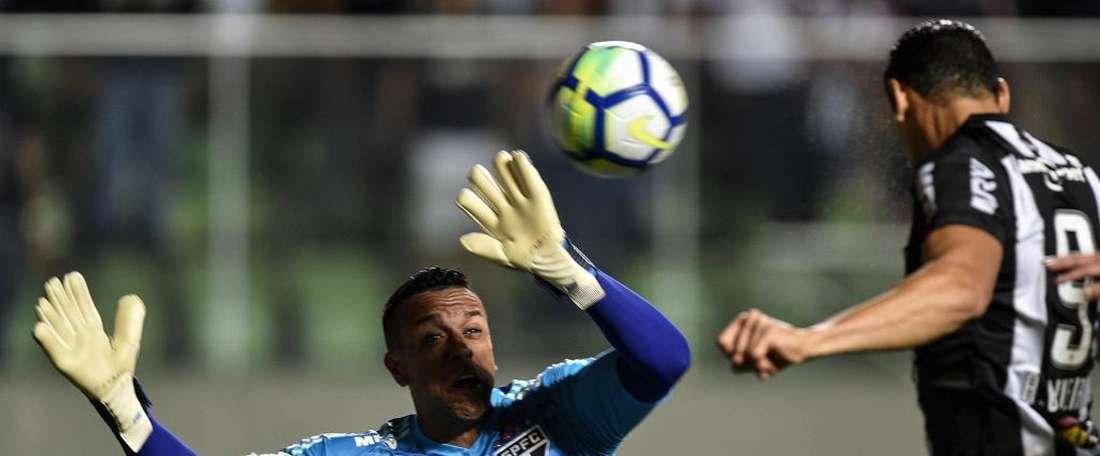 Atlético-MG 1 x 0 São Paulo: Em grande jogo, Galo vence e tira liderança do São Paulo