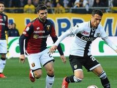 Siligardi Bessa - Parma Genoa