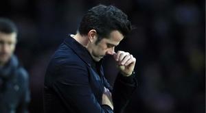 Watford sacked Marco Silva in January 2018. GOAL