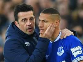 Richarlison reckons Silva has helped him score more goals, GOAL