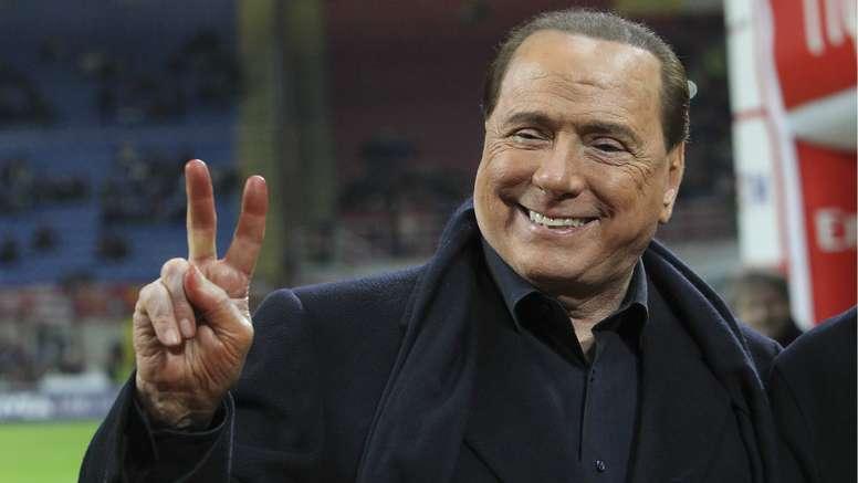 Berlusconi: Give AC Milan back to me