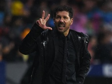 Simeone dismisses suggestion he has lost Atletico Madrid dressing room. GOAL