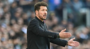 Atletico fans fill us with responsibility, says Simeone