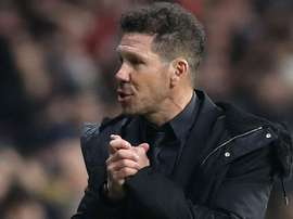 Simeone explains celebration