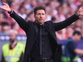 Simeone reaffirms Atletico commitment ahead of rebuild.