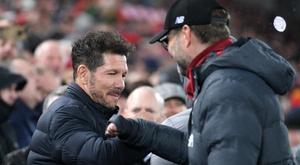 Klopp diz que coronavírus afetou preparação do Liverpool antes da derrota para o Atlético. Goal