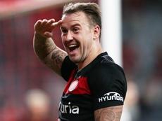 Wanderers thrash Adelaide in seven-goal thriller. GOAL