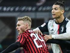La demi-finale Juventus-Milan reportée. Goal