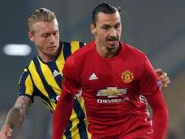 Kjaer ritrova Ibrahimovic. Goal