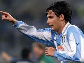 Bei ricordi della Lazio a Marsiglia. Goal
