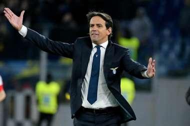 Inzaghi elogia la Lazio
