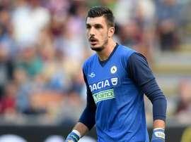 Scuffet ai saluti: prestito allo Spezia. Goal