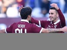 Il Torino risale in classifica. Goal