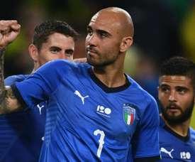 Zaza 'emotional' after Italy goal. Goal