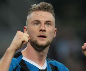 Skriniar happy at Inter as Nerazzurri aim to challenge under Conte. GOAL