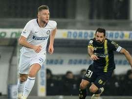 Le pagelle di Chievo-Inter. Goal
