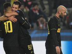 L'Inter vince a Praga. Goal