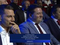 Grupo com Barça, Inter e Borussia: memes da reação do Slavia Praga. Goal