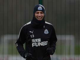 Benitez believes Slimani will add a new dimension to Newcastle's attack. GOAL