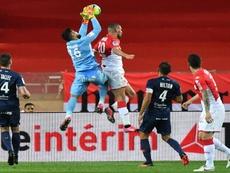 Slimani fait encore gagner Monaco contre Montpellier. GOAL