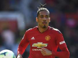 Smalling completes Roma medical ahead of loan from Man Utd. GOAL