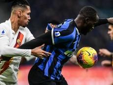 Inter-Roma, le pagelle: Lukaku impreciso, Mancini muro