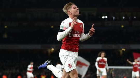 Arsenal set to complete a deal with RB Leipzig to transfer Smith Rowe on loan. GOAL